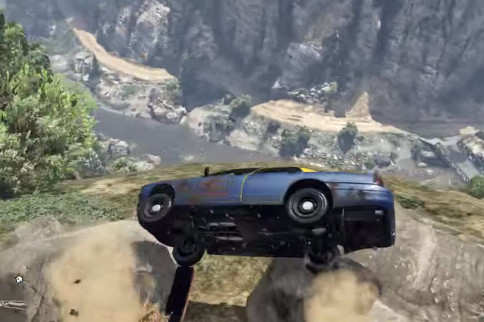 Game Watch: GTA V Wild Off-Road Taxi Adventures