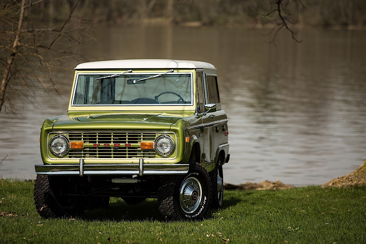 2015 Ford Truck Colors >> Shop Spotlight: Classic Ford Broncos in Powell, OH - Off Road Xtreme