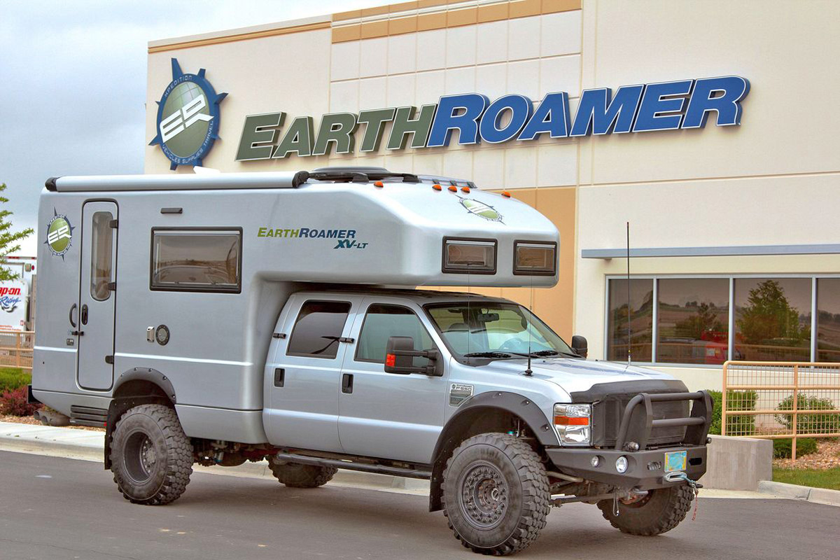 Military Vehicles For Sale >> Shop Spotlight: EarthRoamer, Extreme XV - Not RV