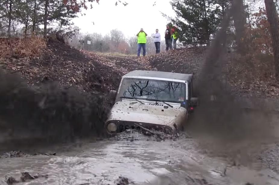 Video: JK Burns Itself Out at Kansas Rocks Recreation Park