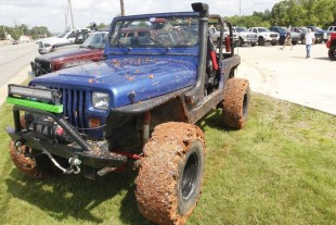 Four-Wheeling For A Cause: Off-Road Clubs Raise Money For Jenna King