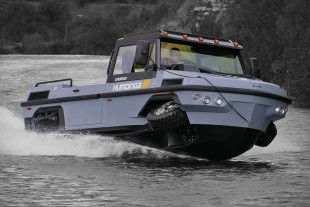 Video: The Gibbs Humdinga Is An Amphibious Truck That Redefines ORVs