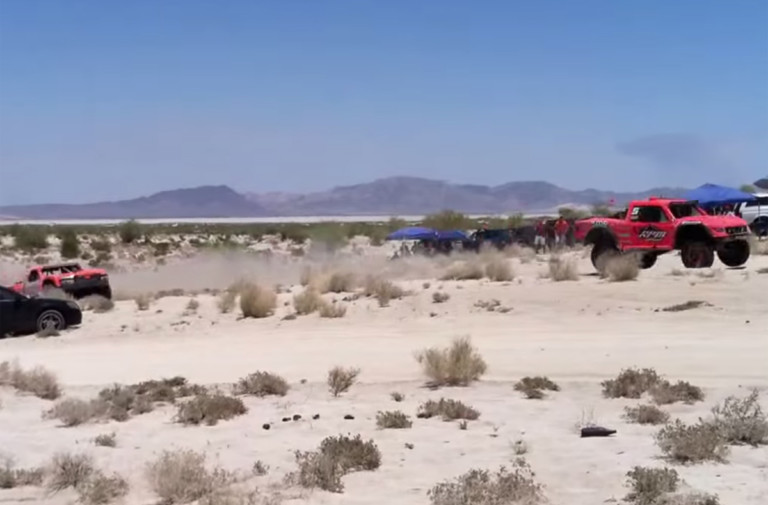 Yellow Flag: Accidents From The 2015 Baja 500