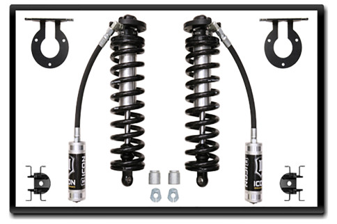 ICON Vehicle Dynamics' Bolt-on Coilover Conversions For 2005+ Fords