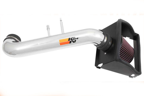 K&N Offers Air Intake Upgrade For 2015 5.0L F-150s