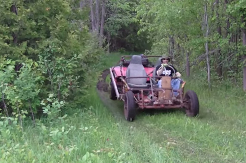 Video: Build It With What You've Got--A Mad Max Inspired Buggy