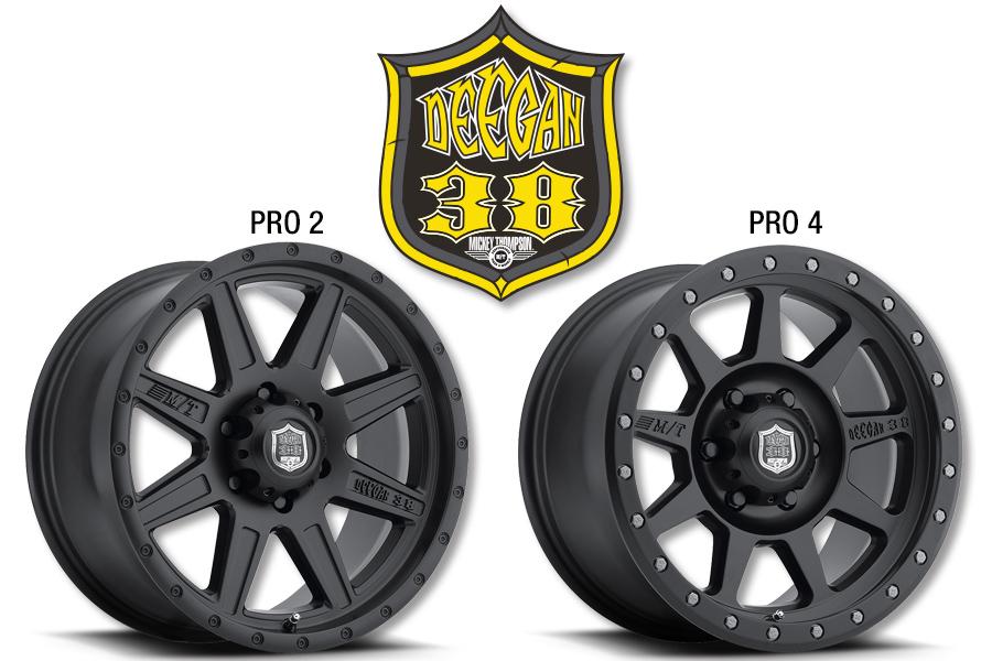 Mickey Thompson Introduces Deegan 38 Wheel Line - Off Road Xtreme