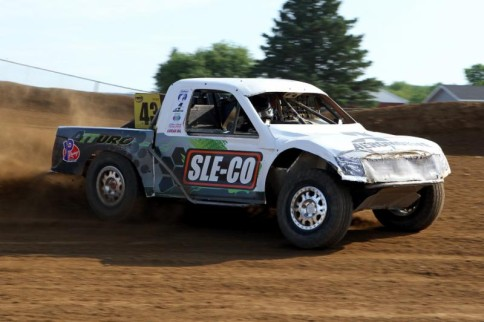 Pulling Ahead: TORC Race In Crandon Gives Travis Dinsmore A Boost
