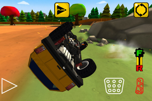 Game Watch: Truck Trials 2 Launches For iOS And Android Devices