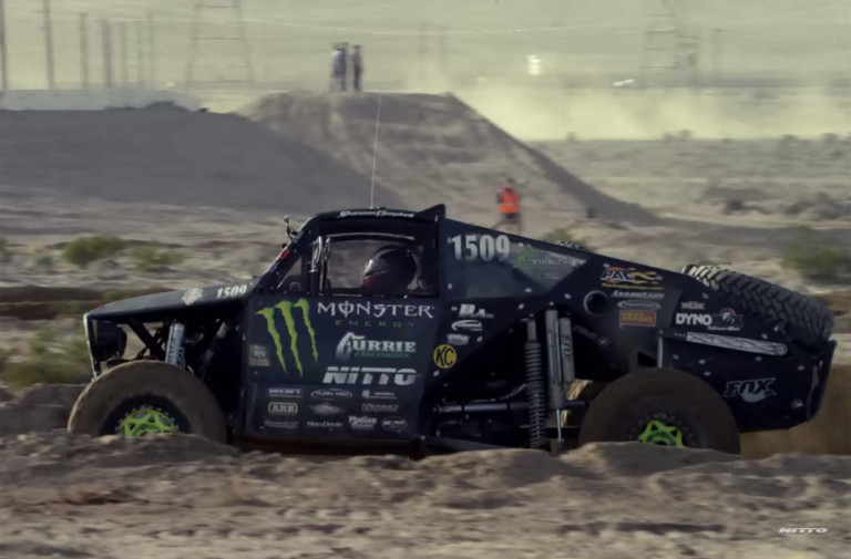 "Video: Shannon Campbell's ""Shannonigans"" In The Mint 400"
