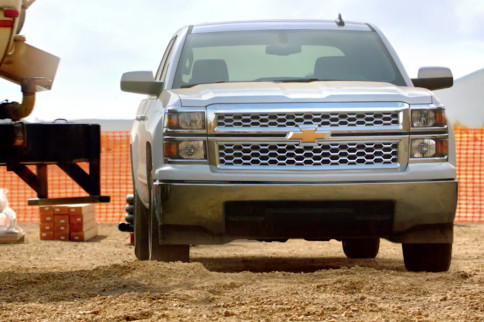 Silverado vs. F-150 Repair Costs and Time: Howie Long Head to Head