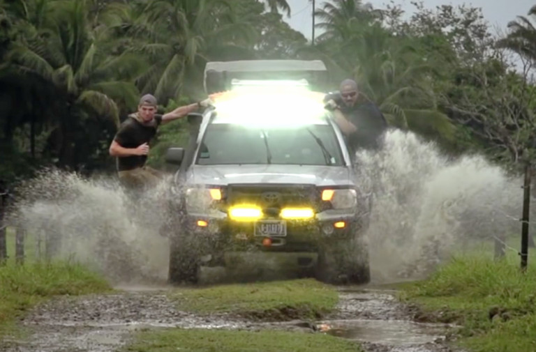 Expedition Overland: Building a Vehicle to Survive the Trek