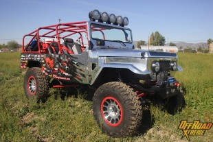 Project Sniper: An Iron-Man Version Of The Toyota FJ40 Land Cruiser
