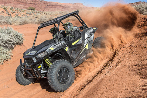 Check It Out: Fox Shocks Edition Polaris RZR