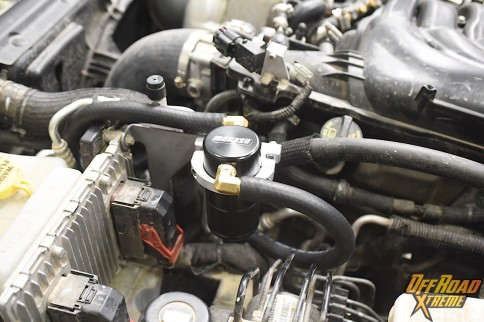 Remove Excess Crankcase Vapors with Moroso Air-Oil Separators
