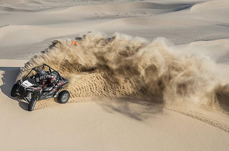 Check It Out: Turbo Powered Polaris RZR XP