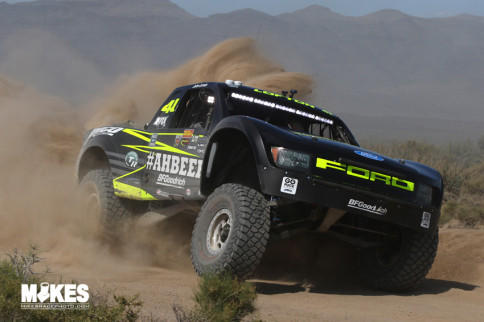 Justin Lofton Excels On Pavement Or Dirt