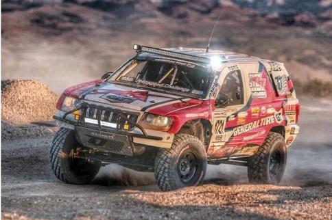Tuff Stuff Racing Jeepspeed In Race Vegas To Reno