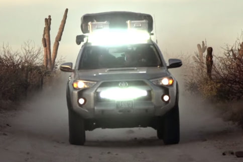 Video: Expedition Overland Heads Through Baja