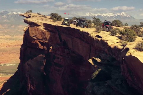 Video: Off-Road With A Common Bond And Passion