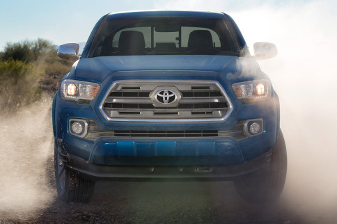 Rock And Roll On Or Off Road With The All-New 2016 Toyota Tacoma