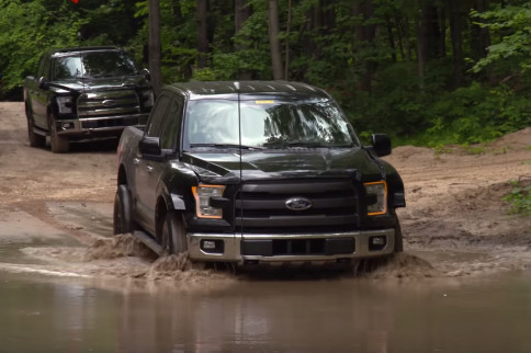 Testing: 2017 Ford Raptor Receives Trail Test