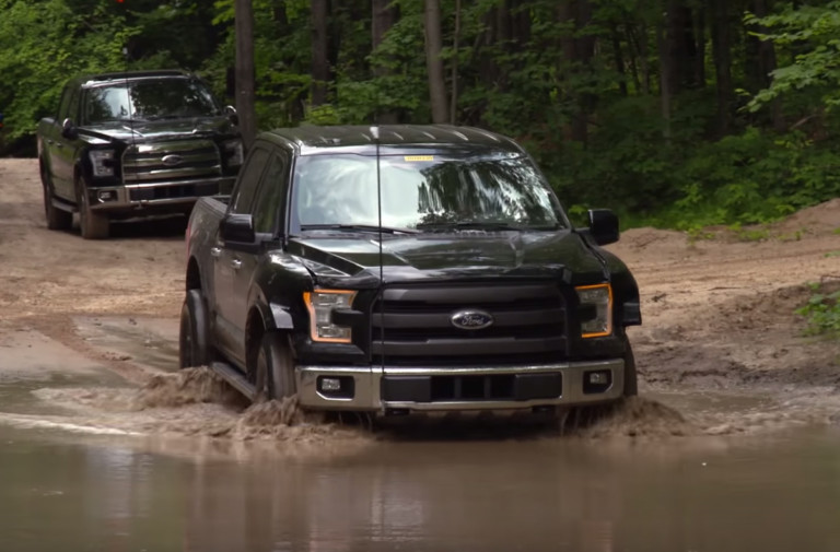 Testing: 2017 Ford Raptor Receives Trail Test