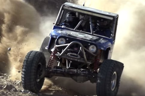 "Video: King of the Hammers Documentary ""The Kingdom"" Trailer"