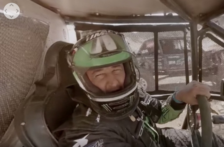 360-Degree Ride Along With Shannon Campbell