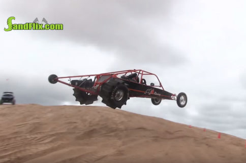 Video: Merchant Automotive's Duramax Sand Rail Has A Landing Fail