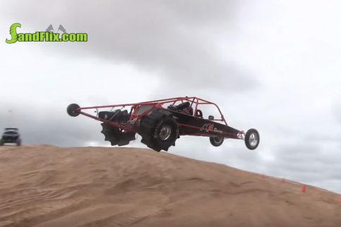 Video: Merchant Automotive's Duramax Sand Rail Has A Landing Fail