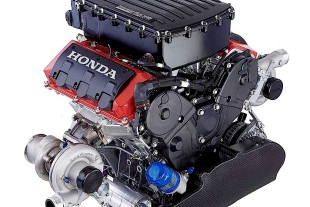 Honda Adapting Daytona Prototype Twin-turbo V6 To Off Road Racing