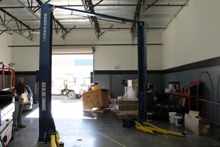 Bendpak Helps Us Build Our New Secondary Shop Space