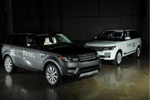 2016 Range Rover Diesels Go On Sale Next Month With $1,500 Premium