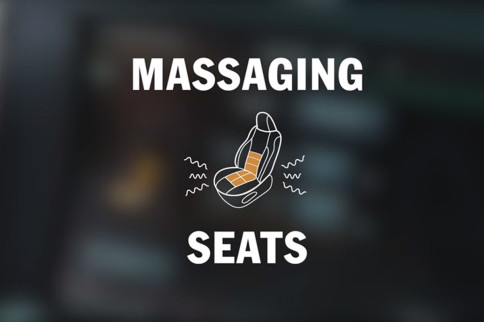 The Future of Comfort: Massaging Seats In All-New F-150