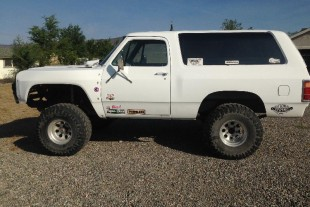 Walker Evans Tribute Dodge Ramcharger Prerunner