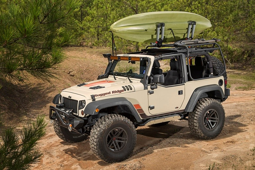 Rugged Ridge Expands Exo Top Line To Include 2 Door Jeep