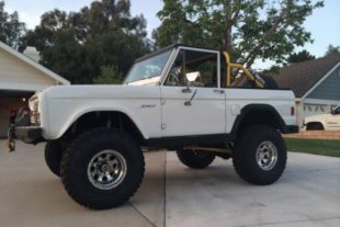 Craigslist Find: A Custom 1977 Ford Bronco The Definition of SUV