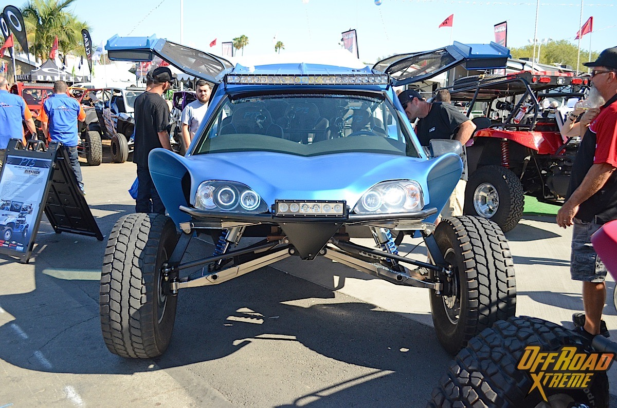 how to make a off road buggy