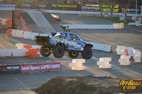 Sand Sports Super Show SST Race