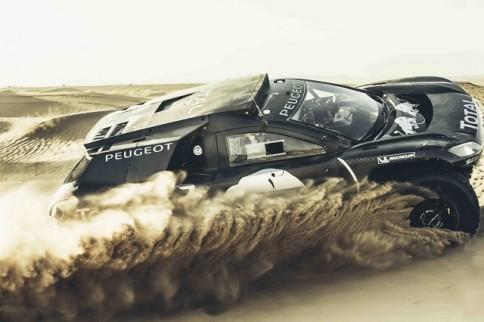 Peugeot 2008 DKR Dakar Racer New And Improved For 2016
