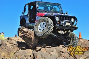 Rock Crawling Is Alive In Reno