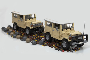 Lego And Land Cruiser Made A Toy That Will Bring Out Your Inner Chil