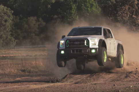 Video: Vaughn Gittin Jr. Lets Loose In The Ultimate Fun Haver F-150