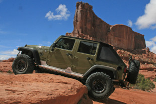 Build Updates: A Jeep Named Sgt. Rocker