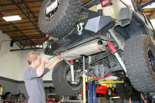 Build Updates: A Jeep Named Sgt. Rocker