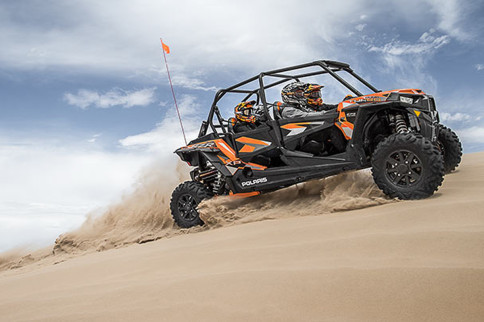 The Time Is Here: Polaris RZR XP 4 Turbo