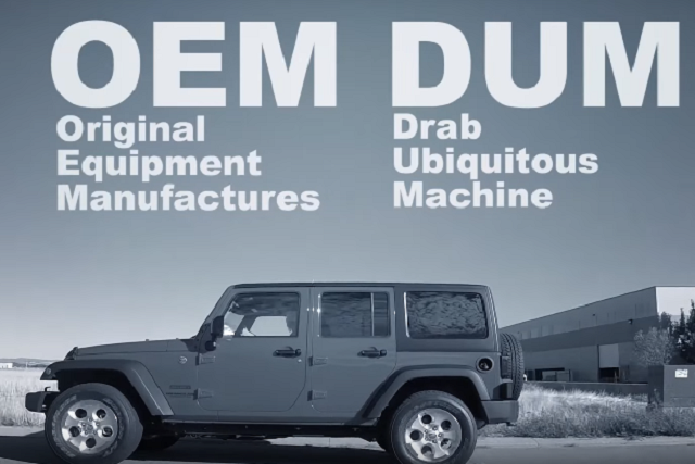 Video: Explaining The Symptoms Of Stock Jeep Syndrome