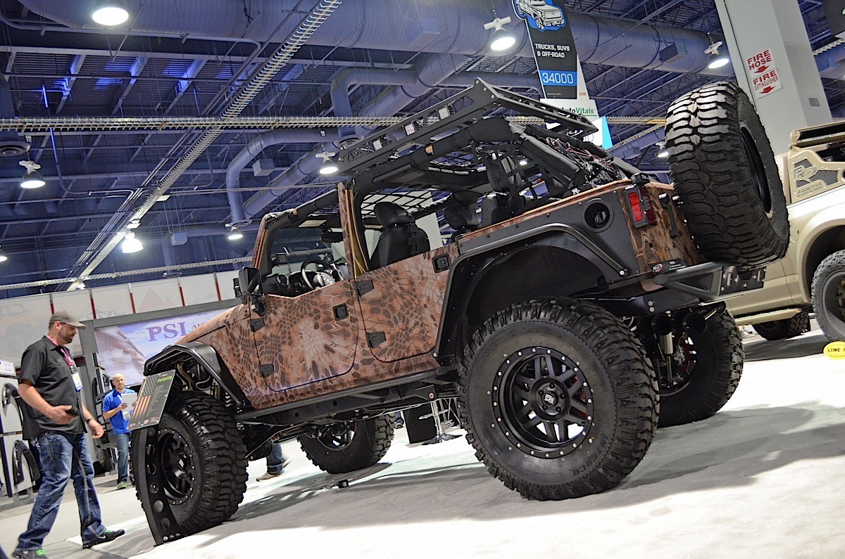 SEMA 2015: Addictive Desert Designs Unveils Chris Kyle ...