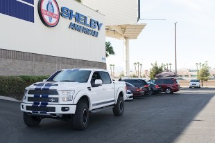 SEMA 2015: Shelby's All-New 700 Horsepower Ford F-150